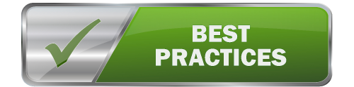 Best Practices button