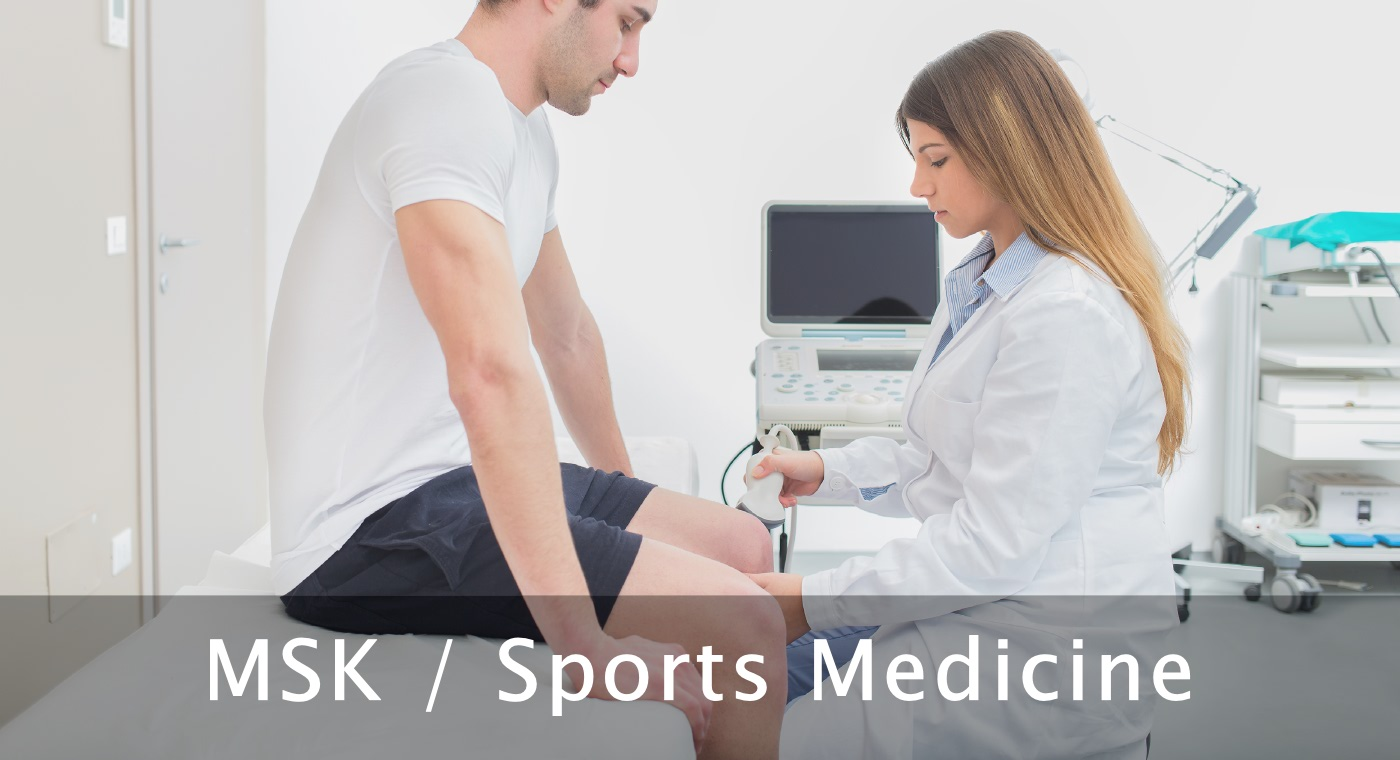 Qpath for MSK - Sports Medicine